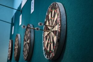 HOW TO TAKE CHARGE OF YOUR LIFE WITH PURPOSE, darts, entertainment, competitions-4610860.jpg